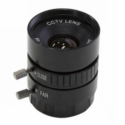 12mm CS Mount Lens for Raspberry Pi HQ Camera